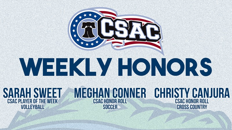 Three Score CSAC Weekly Honors - Notre Dame of Maryland University ...